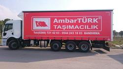 AmbarT�RK Bursa Nakliyat; Kamyon Resmi.